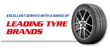 leading tyre brands